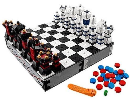 LEGO ICONIC 40174 Schachspiel für 58,49€ (statt 89€)