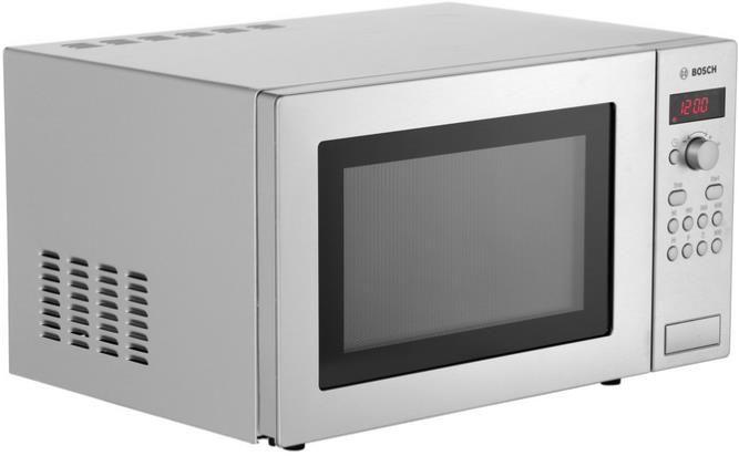 Bosch HMT84M451 Mikrowelle   25 Liter   900 Watt   Edelstahl für 85,50€ (statt 106€)