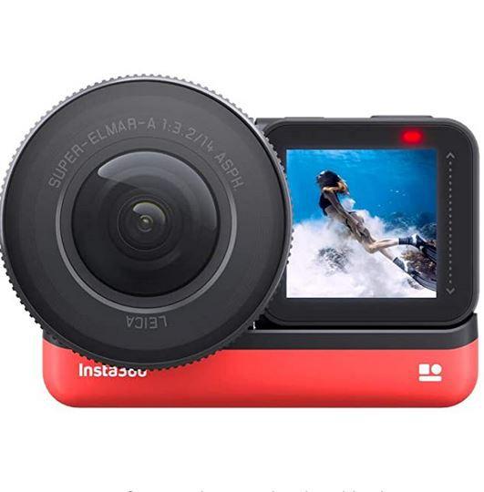 Insta360 ONE-R 4K Sport Video Action Kamera Leica für 425,90€ (statt 499€)