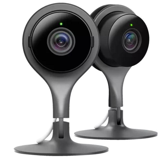 Media Markt Google Week: z.B. GOOGLE Nest Cam Indoor 2er Pack für 277,97€ (statt 320€)