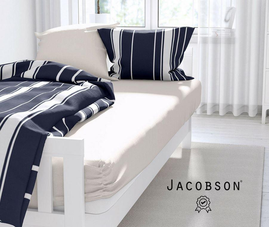 Jacobsen Basic diverse Spannbettlaken ab je 5,99€ (statt 8€)