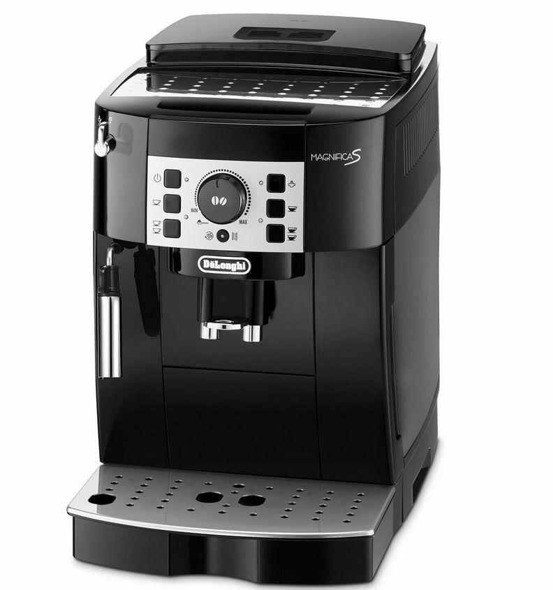 Delonghi ECAM 20.116.B Magnifica S Kaffeevollautomat für 233,91€ (statt 275€)
