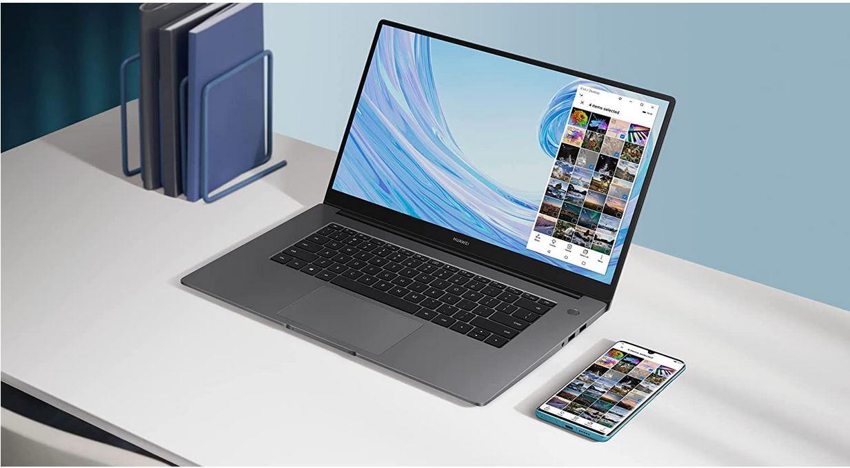 Huawei MateBook D15   15.6 FHD Ultraboock i3 8GB RAM 256GB SSD für 548,79€ (statt 649€)