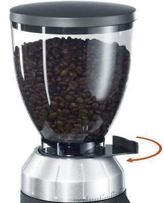 Graef CM 800 Kaffeemühle für 91,99€ (statt 105€)