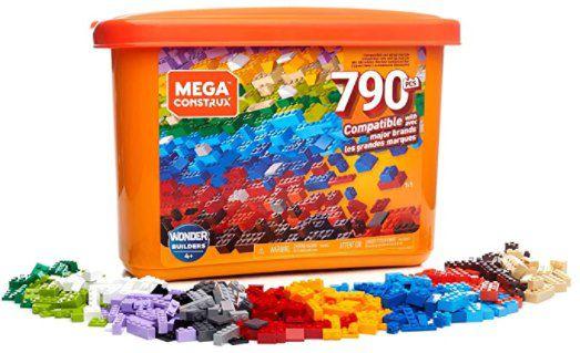 Mega Construx GJD24 Wonderbuilders Bausteinebox 790 Teile für 23,50€ (statt 37€)