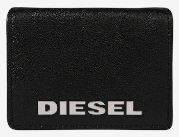 Diesel Portemonnaie Lorettina in schwarz für 34,95€ (statt 50€)
