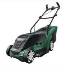 BOSCH UniversalRotak 490 Elektro-Rasenmäher mit 34 cm Schnittbreite für 119€ (statt 145€)
