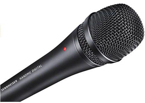 Sennheiser Handmic Digital Dynamisches Handmikrofon für 120,35€ (statt 205€)