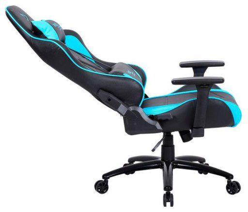 Steelplay SGC01 Gaming Stuhl in schwarz/blau für 157,45€ (statt 210€)