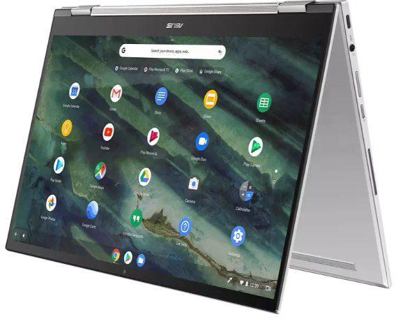 ASUS Flip C436 Chromebook mit 14 Touchscreen (i5 Prozessor, 8 GB RAM, 512 GB SSD) für 889€ (statt 999€)