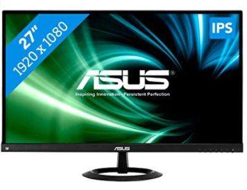 ASUS VX279C 27 Zoll Monitor (Full HD, LED, IPS Panel) für 184,94€ (statt 219€)