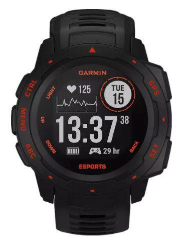 Garmin Instinct eSports Smartwatch für 165€ (statt 220€)