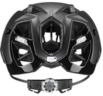 Uvex Race 9 Unisex Erwachsenen Fahrradhelm in Schwarz für 90,14€ (statt 139€)