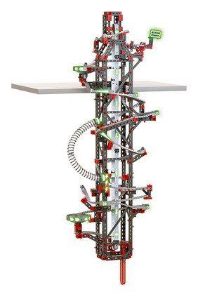 Fischer 554460 Hanging Action Tower Kugelbahn für 55,90€ (statt 66€)