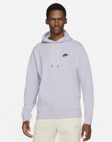Nike Over The Head Herren Hoodies in Lila für 39,99€ (statt 58€)