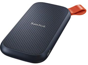 SanDisk Portable 480 GB SSD externe Festplatte für 55,02€ (statt 74€)