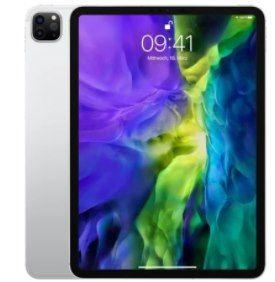 Apple iPad Pro 11 (2020, 2. Generation) WiFi + Cellular, 1TB in Silber  für 1.095€ (statt 1.227€)