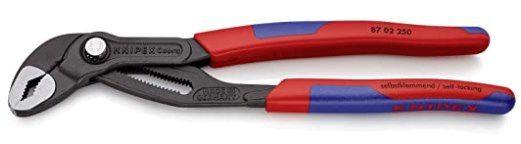 KNIPEX 87 02 250 SB Cobra 250 mm Wasserpumpenzange für 11,75€ (statt 23€)