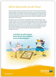 Meck Pomm Urlaubsspaß Heft gratis abholen