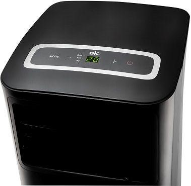 OK. OAC 7020 B Klimagerät in schwarz (max. Raumgröße: 60,8 m³, EEK: A) ab 189€ (statt 279€)