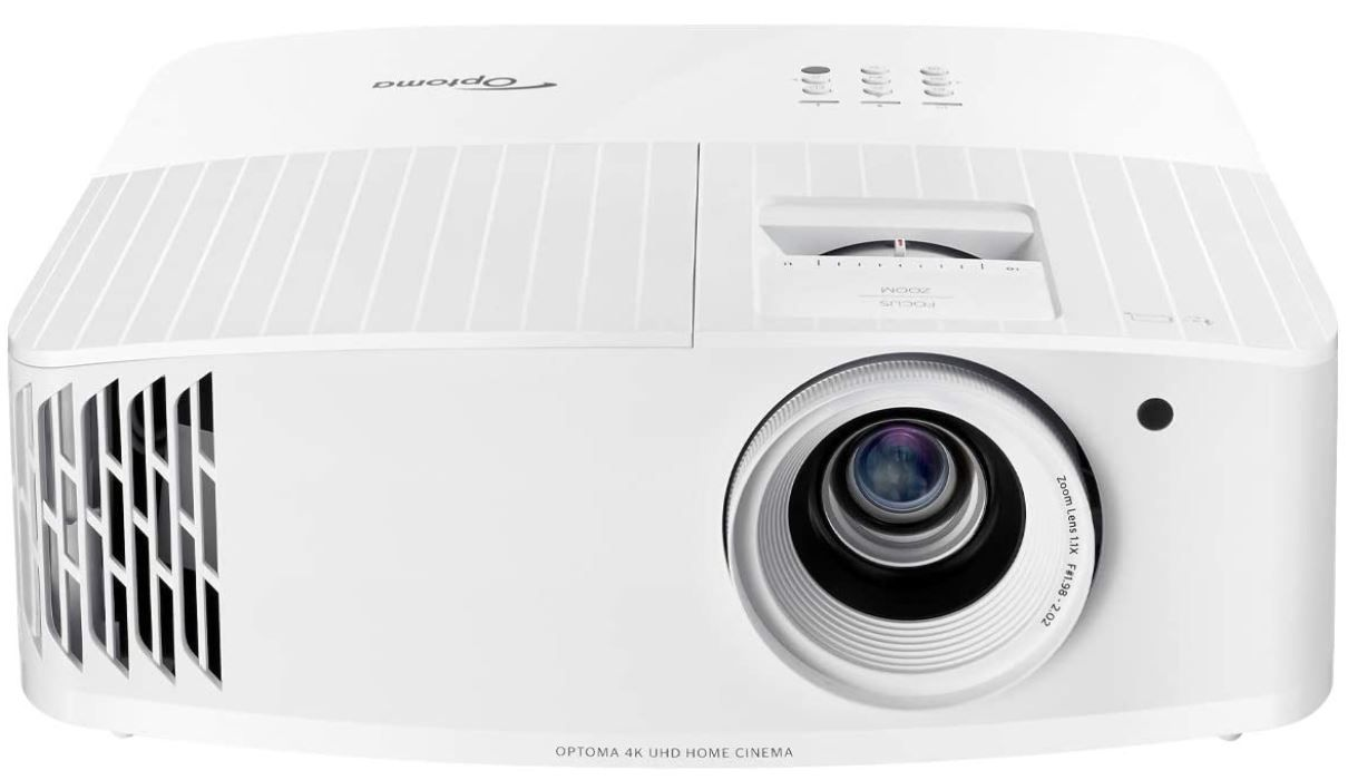 Optoma UHD35   4K DLP Beamer 16:9 3600 ANSI Lumen für 839€ (statt 900€)