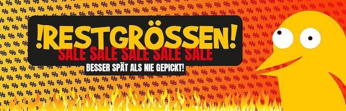Picksport Restgrößen Sale + 10% Extra Rabatt   z.B. Diadora Unisex Windbreaker Jacke für 3,99€
