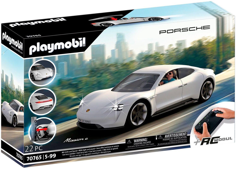 Playmobil Porsche Mission E (70765) mit RC Modul für 39,99€ (statt 55€)