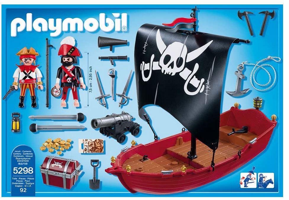 Playmobil 5298   Totenkopfsegler ab 17,99€ (statt 30€)