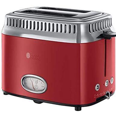 Russell Hobbs Ribbon – Retro Toaster für 32,29€ (statt 51€)
