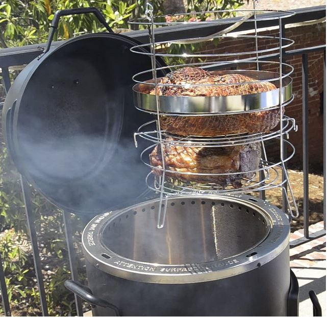 Char Broil The Big Easy   Gas Smoker, Grill & Roaster für 151,64€ (statt 199€)