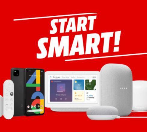 Media Markt Google Week: z.B. GOOGLE Nest Cam Indoor 2er-Pack für 277,97€ (statt 320€)