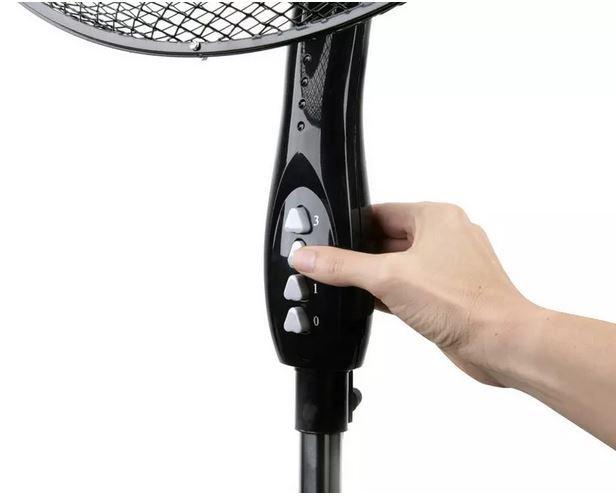 Black & Decker Standventilator 40W für 28,94€ (statt 40€)