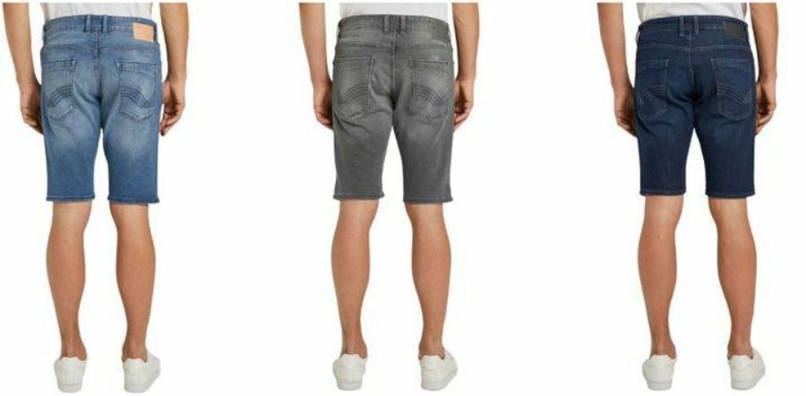 Tom Tailor Josh Herren Jeans Shorts für je 19,99€ (statt 30€)