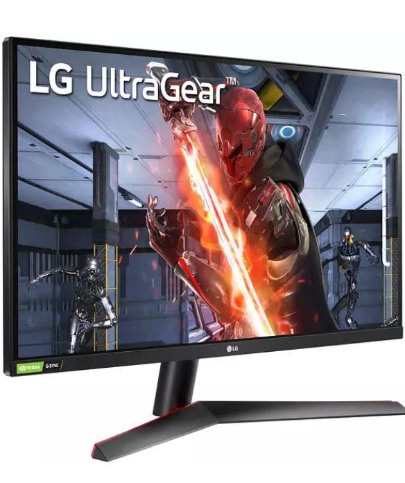 LG 27GN800-B – 27 Zoll FullHD+ Monitor (1 ms Reaktionszeit, 144Hz) für 259,99€ (statt 285€)