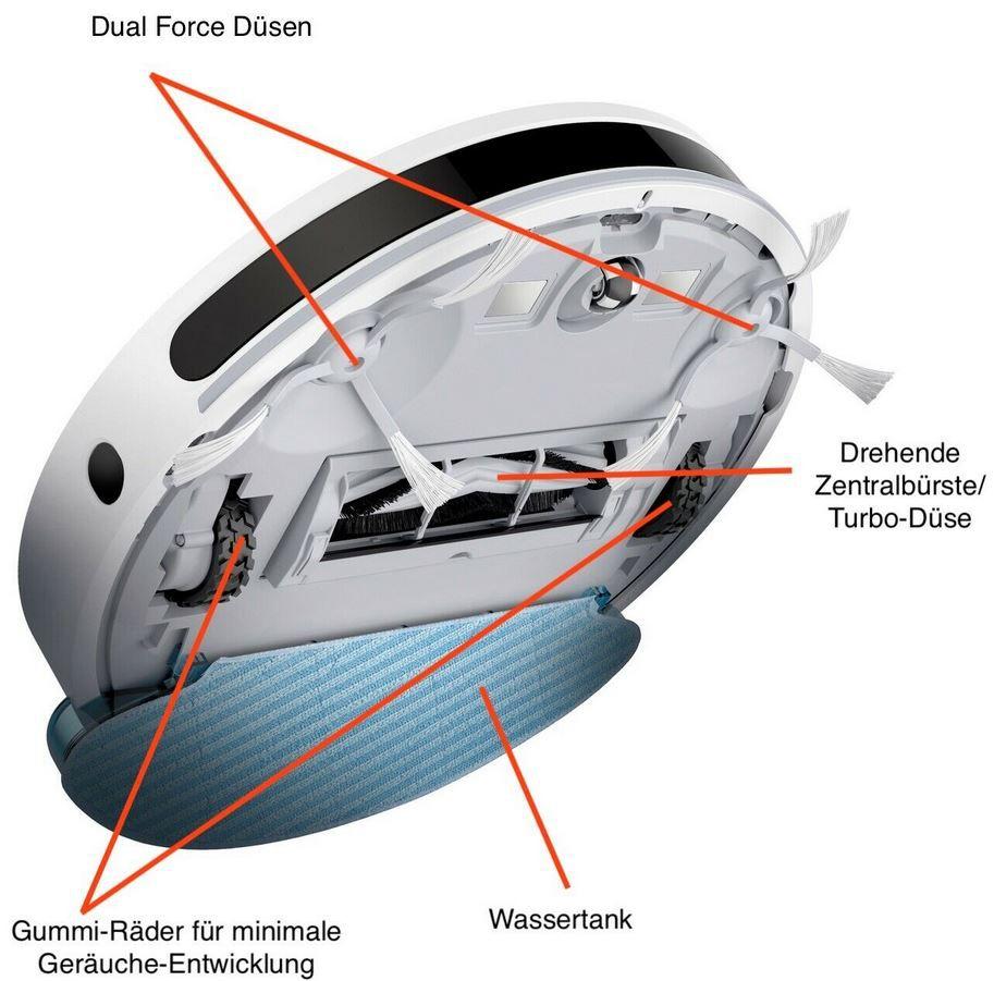 Rowenta Explorer 60 Connect Saugroboter mit Wischfunktion für 219,90€ (statt 292€)