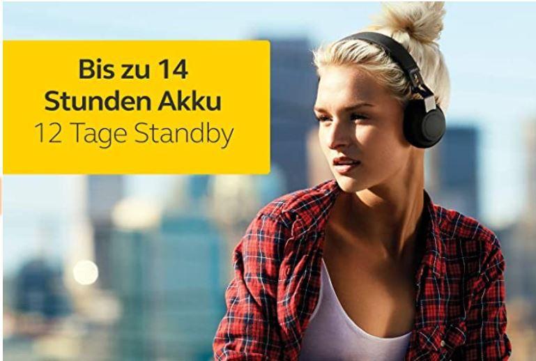 Jabra Move Blutooth Kopfhörer für 38,69€ (statt 64€)