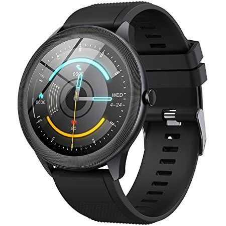 Vigorun SN93 Smartwatch mit 1,28 Zoll Touchscreen & Sportmodi für 14,99€ (statt 30€)