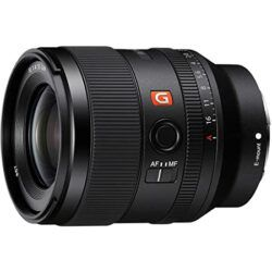 Sony SEL35F14GM – FE 35mm F1.4 GM Objektiv für 1.393,58€ (statt 1.659€)