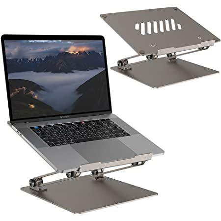 TATE GUARD Notebook Ständer mit verstellbarer Höhe ab 12,49€ (statt 25€)   Prime