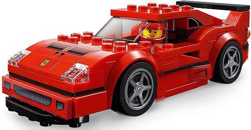 Lego 75890 Speed Champions   Ferrari F40 Competizione für 10,55€