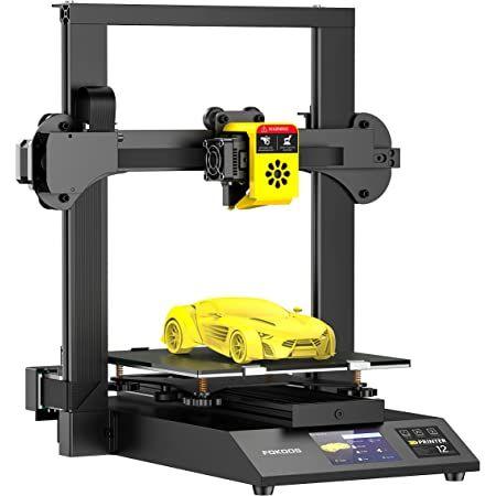 Fokoos Odin 5 F3   3D Drucker mit doppelter Z Achse & Integriertem Extruder für 259,99€ (statt 360€)