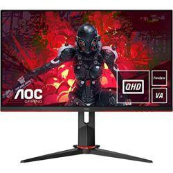 AOC Q27G2U – 27 Zoll QHD Monitor (144Hz, 1ms) ab 216,88€ (statt 274€)