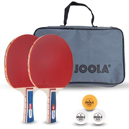 JOOLA Tischtennis Set Duo PRO inkl. 2 Schläger & 3 Bälle für 12,41€ (statt 17€) – Prime