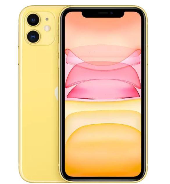 Media Markt & Saturn Smartphone Fieber – z.B. APPLE iPhone 11 – 256GB Gelb für 689 (statt 778€)