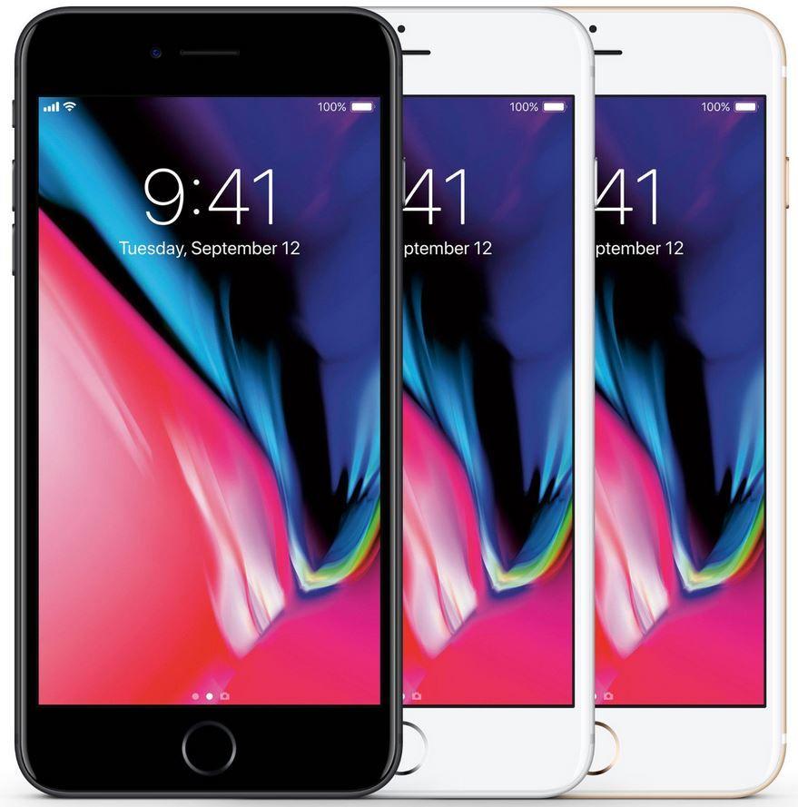 Apple iPhone 8 mit 64GB div. Farben für je 195€ (statt neu 343€)   gebraucht wie neu