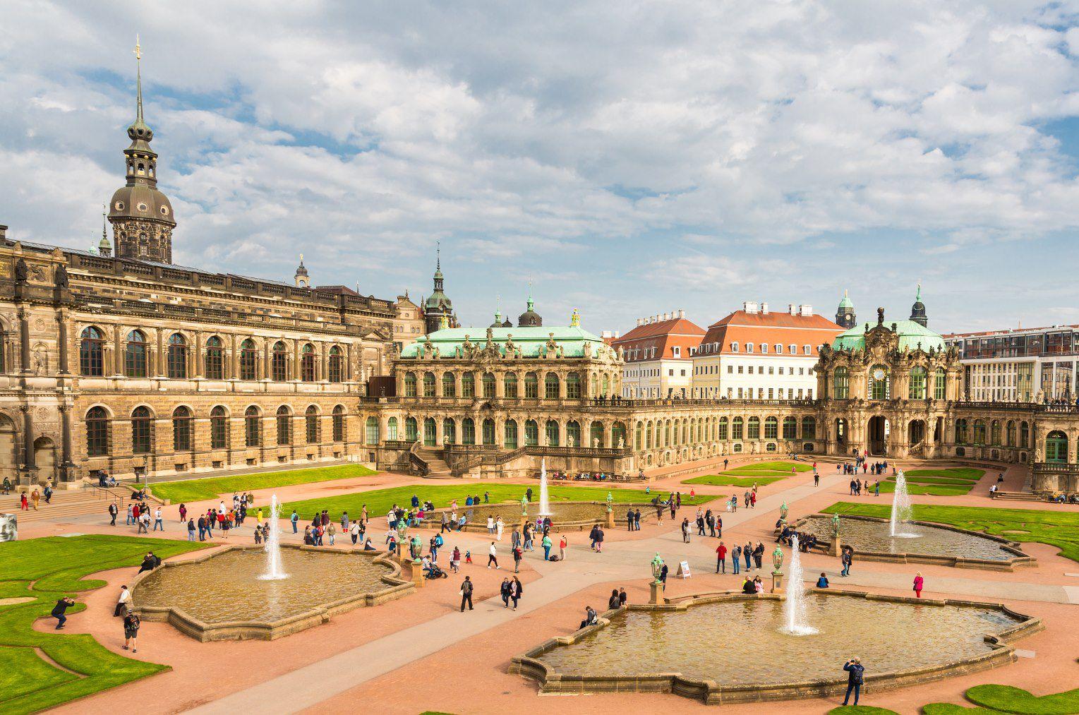 ÜN in Dresden inkl. Frühstück, Spa & kostenlosen Kaffee + Tee ab 39€ p.P.