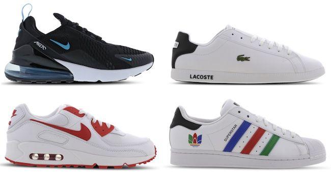 Sidestep Sale mit bis zu 50% Rabatt + VSKfrei ab 29,99€   z.B Nike AIR MAX 90 Sneaker für 79,99€ (statt 108€)