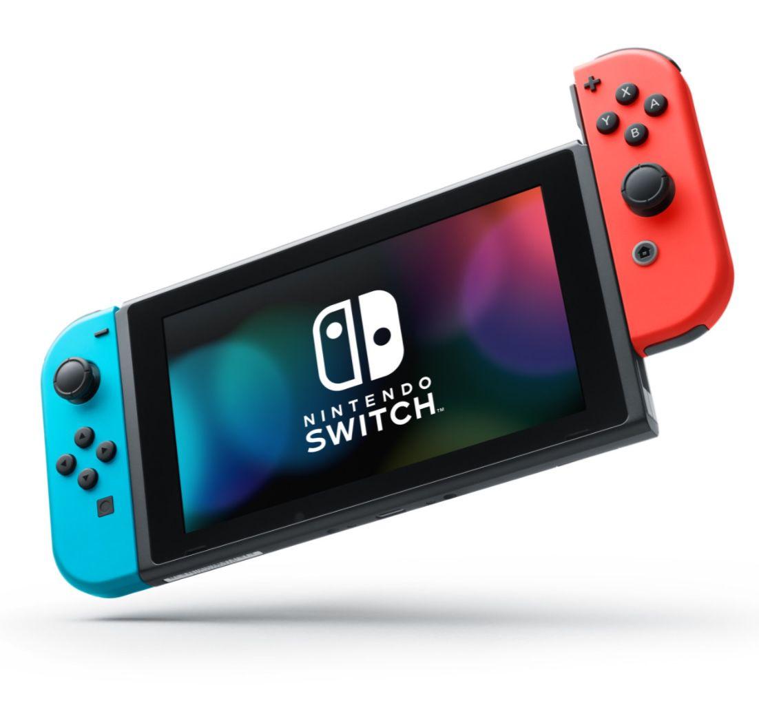 Nintendo Switch (neuestes Modell) für 4,99€ + Vodafone Allnet-Flat von Crash mit 7GB LTE für 19,99€ mtl.
