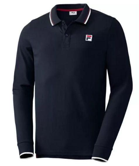 Fila Langarm Herren Poloshirts für je 18,75€ (statt 35€)