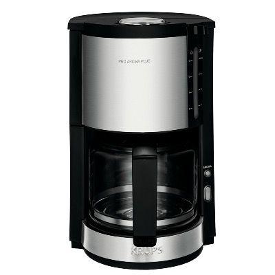 Krups Filterkaffeemaschine ProAroma Plus KM321 mit 1,25l Kaffeekanne für 29,95€ (statt 45€)